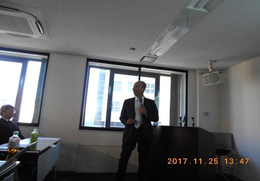 1部講師 ㈲オートボディキー 代表取締役 市川 清 様