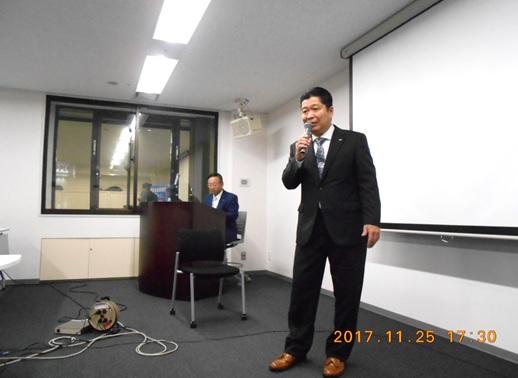 講評 副ブロック長 遠藤 弘治 氏